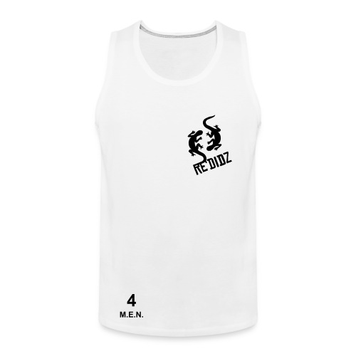 Re'DiDz  Tee 4-HIM - Men's Premium Tank Top