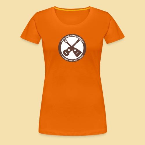 Girlieshirt: Club Shirt - Frauen Premium T-Shirt