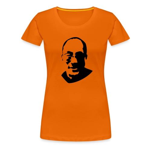 Dalai Lama - Frauen Premium T-Shirt