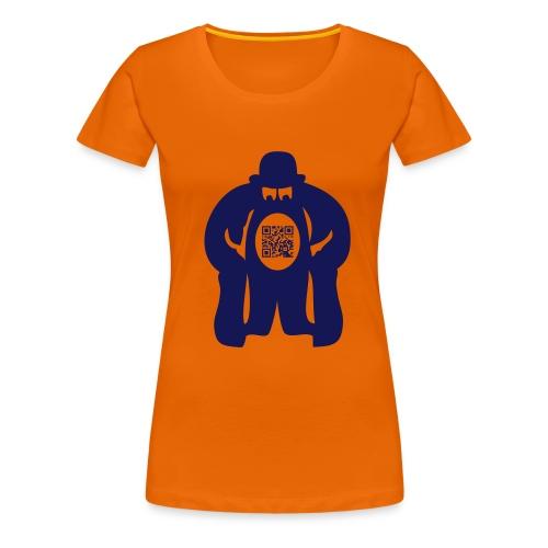 CAMISETA POLIL - Camiseta premium mujer