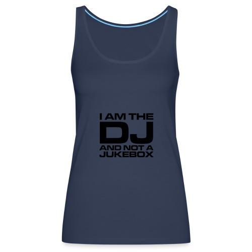 Camiseta DJ - Camiseta de tirantes premium mujer