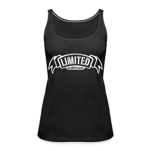 Limited Black - Women's Premium Tank Top
