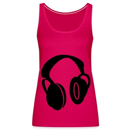 urbanbutterfly pink tank top - Women's Premium Tank Top