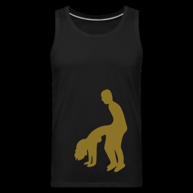 Black SEX position T-Shirts