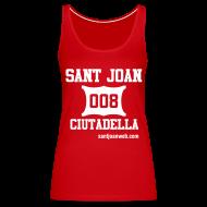 Tops ~ Camiseta de tirantes premium mujer ~ Número del producto 6817880