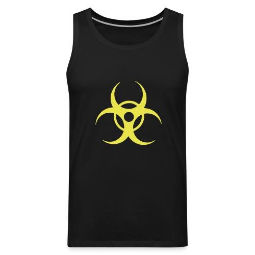 Biohazard - Men's Premium Tank Top