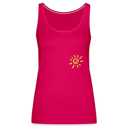 camiseta tirantas mujer - Camiseta de tirantes premium mujer