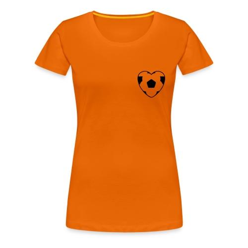 Van Persie nr. 7 - Vrouwen Premium T-shirt