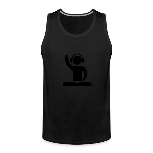 DJ - Men's Premium Tank Top