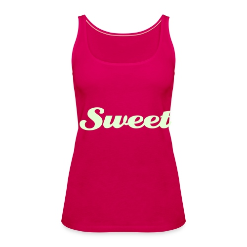 sweet - Women's Premium Tank Top