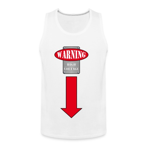 Mannen Premium tank top