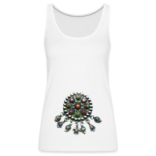 amazigh bijoux - Débardeur Premium Femme