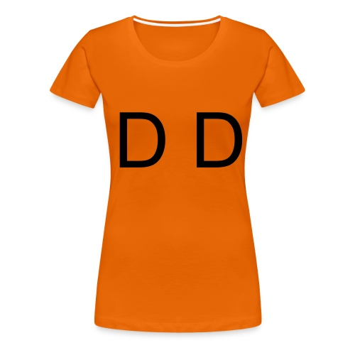 Dutch Diver - Women's Premium T-Shirt
