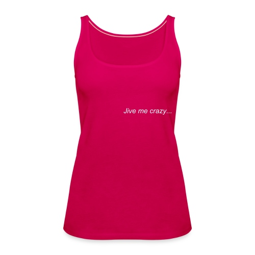 Rhythm - Women's Premium Tank Top