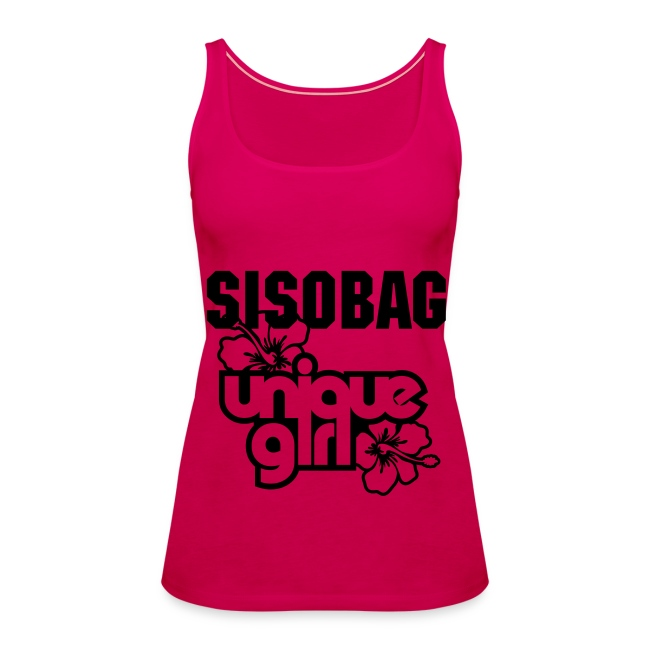 SisoBag Unique girl