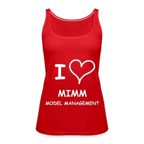 MIMM RED Vest - Women's Premium Tank Top