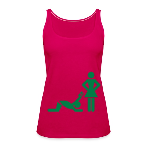 Because Thats How I Roll - Women's Premium Tank Top