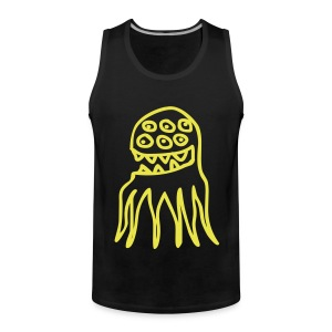 Monster 2  (heren) - Mannen Premium tank top