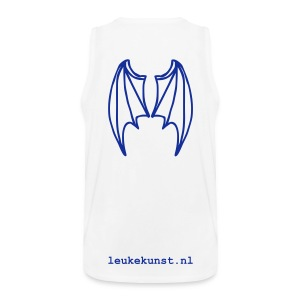 Monster 1 (heren) - Mannen Premium tank top