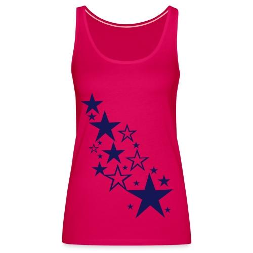 Stars Away - Women's Premium Tank Top