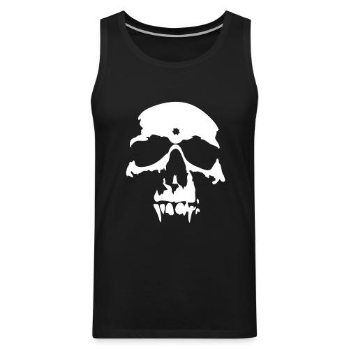 Skull Tank - Men's Premium Tank Top