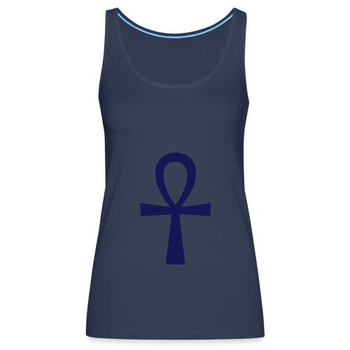 ankh - Camiseta de tirantes premium mujer