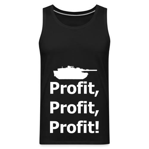 debardeur profit - Débardeur Premium Homme