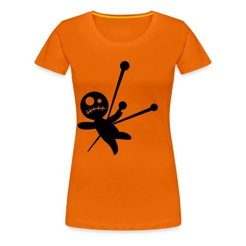 Voodoo Child Orange Tee - Women's Premium T-Shirt