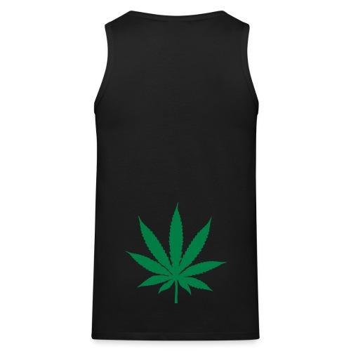 Cannabis Tanktop - Männer Premium Tank Top