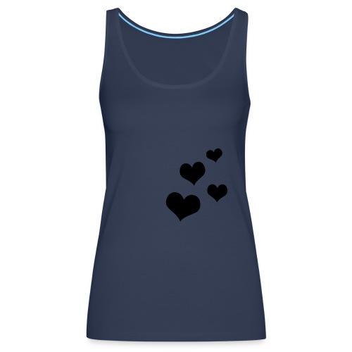 4kora - Camiseta de tirantes premium mujer