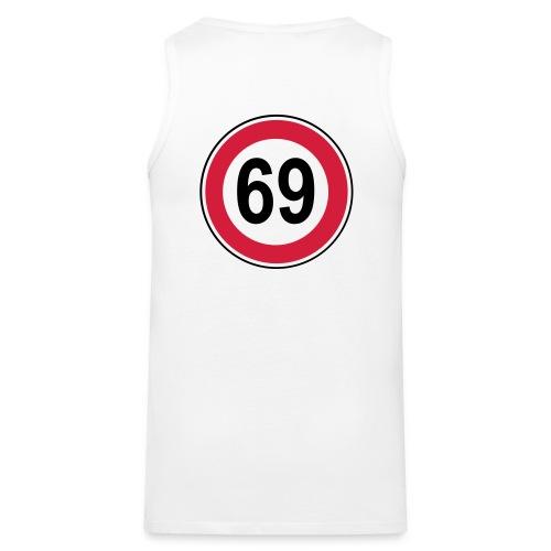 69 - Débardeur Premium Homme