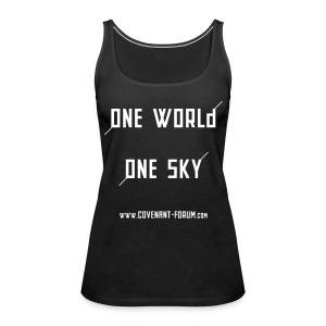 One World Tank - Frauen Premium Tank Top