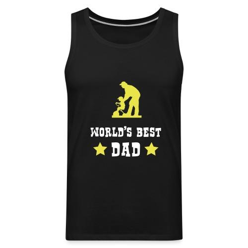 Brand New DAD - Men's Premium Tank Top
