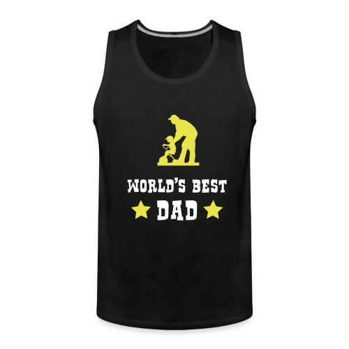 Brand New DAD - Men's Premium Tank Top