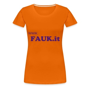 www.FAUK.it T-Shirt - Women's Premium T-Shirt