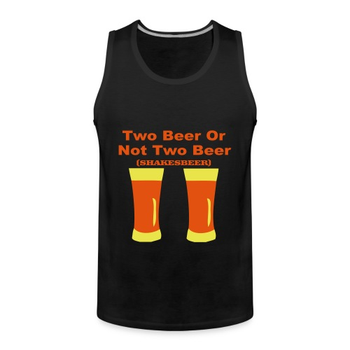 Romeo's ASSAWEE Range - Men's Premium Tank Top