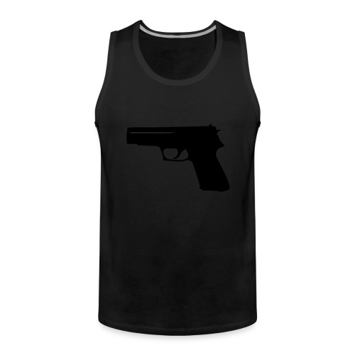 Gun - Men's Premium Tank Top