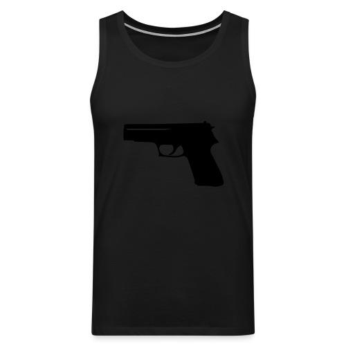 Gun - Men's Premium Tank Top