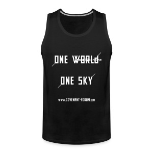 One World Tank - Männer Premium Tank Top