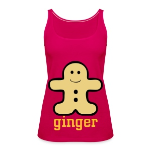 ginger and proud - Women's Premium Tank Top