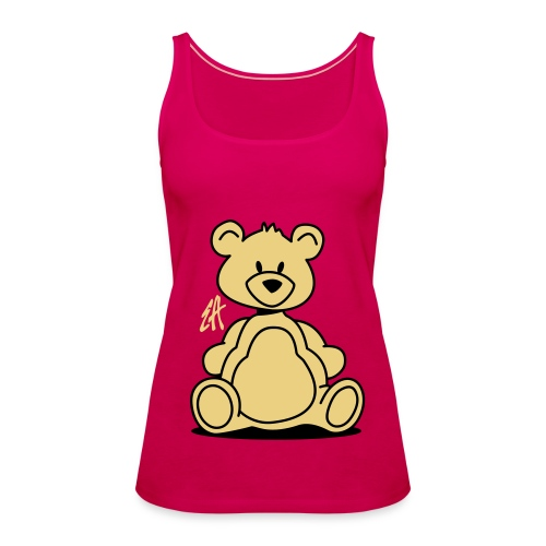 Bear hug - Women's Premium Tank Top