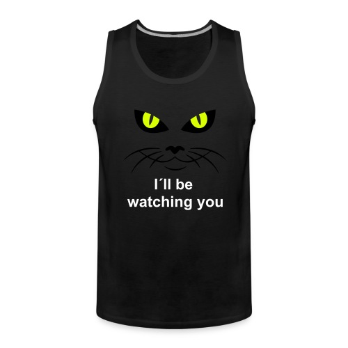 Watching you - Herre Premium tanktop