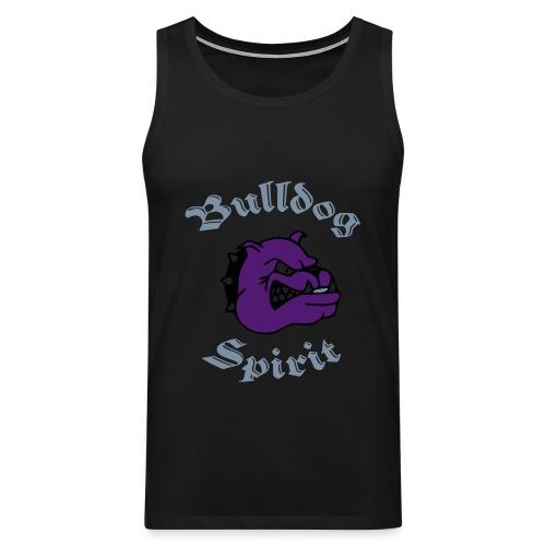 Bulldog Spirit Tank Top - Men's Premium Tank Top