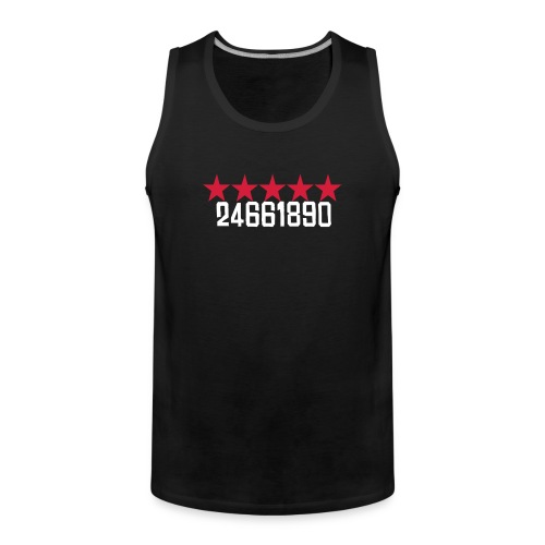 Star TT  - Men's Premium Tank Top