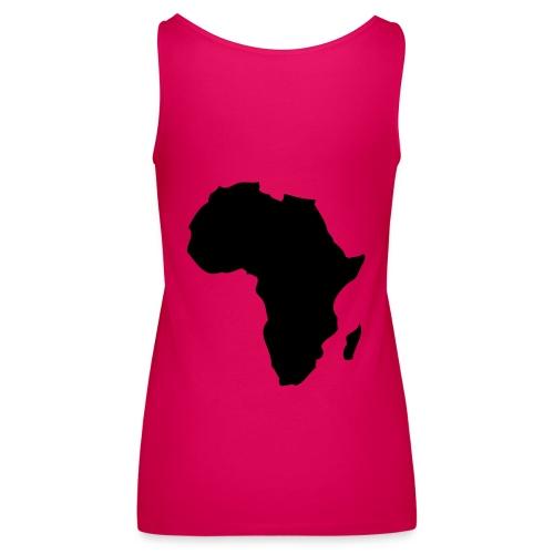 AFRIQUE LOVE - Débardeur Premium Femme