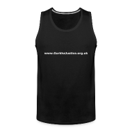 Sports wear ~ Men's Premium Tank Top ~ Complete Armless