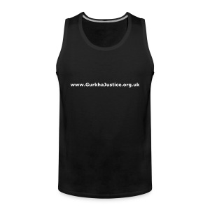 Complete Armless - Men's Premium Tank Top