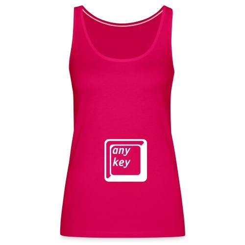 fun shirt - Canotta premium da donna