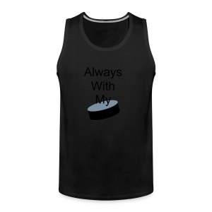 Always With my puck - Tank top premium hombre