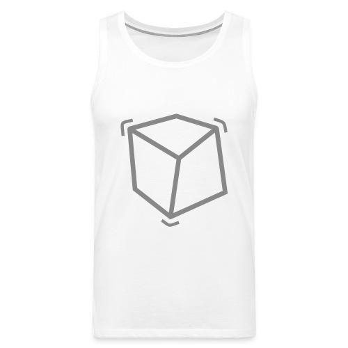 Cube'shirt Club - Débardeur Premium Homme